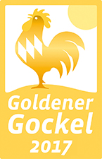 Goldener Gockel2017